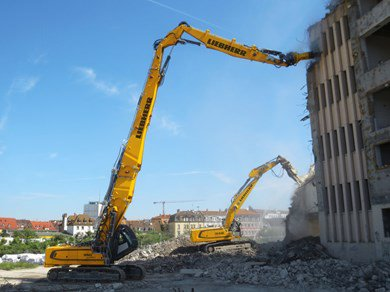 R 960 Demolition Litronic