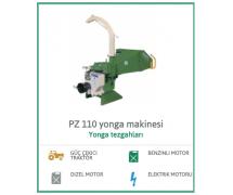PZ-110 CİPS MAKİNASI