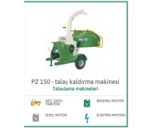 PZ-150 CİPS MAKİNASI