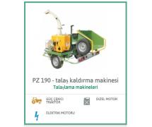 PZ-190 CİPS MAKİNASI
