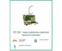 PZ-250 CİPS MAKİNASI